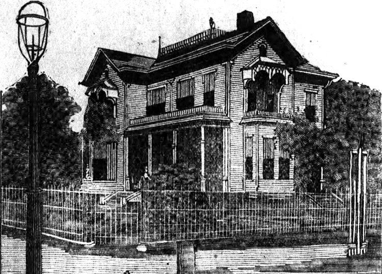Charles F. Penzel House