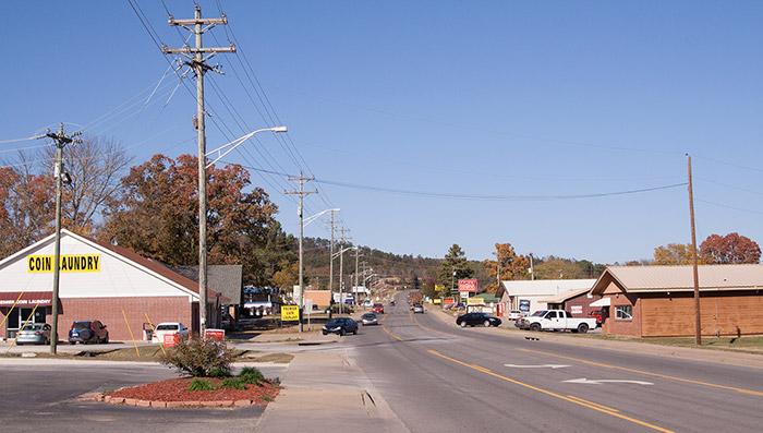 Perryville Street Scene