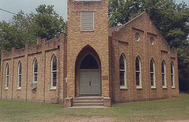 Community Church in Garland