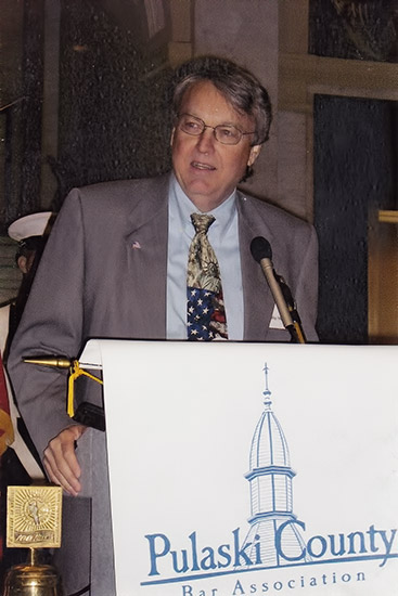 Phillip McMath; 2013