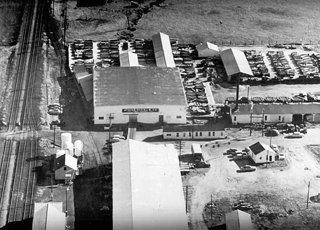 Atkins Pickle Company; 1950s