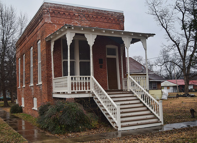 Xenophon Overton Pindall Law Office