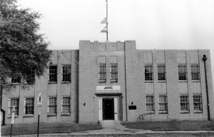 National Guard Armory [Pine Bluff]