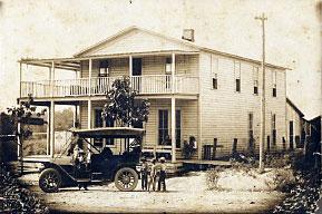 Vandervoort: Hotel
