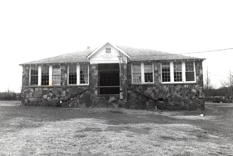 Plumerville School Building