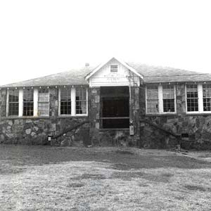 Plumerville School Building