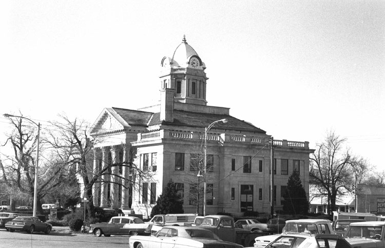 Poinsett County Courthouse