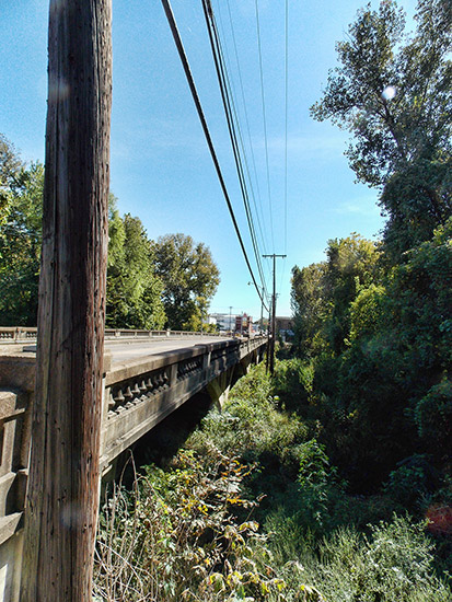 Polk Bayou Bridge
