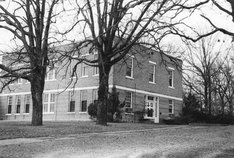 Prairie County Courthouse