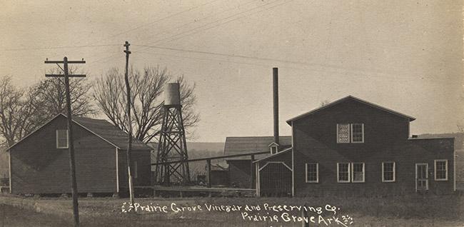 Prairie Grove Cannery