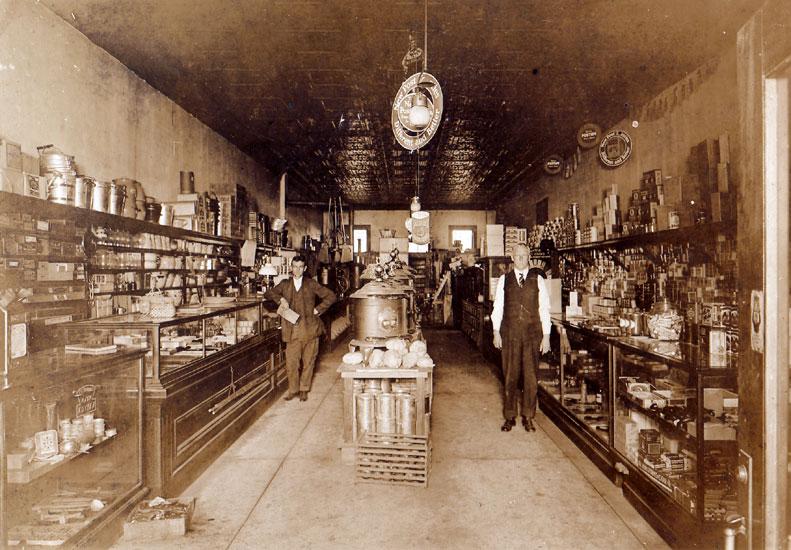 Prairie Grove: General Store