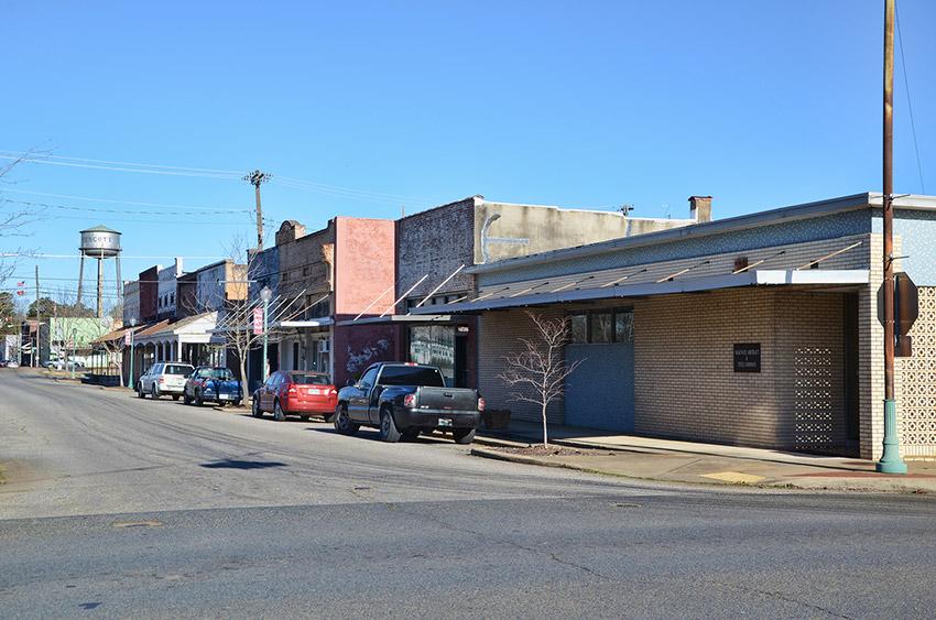 Prescott Commercial Historic District
