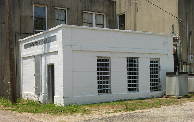 Prescott City Jail