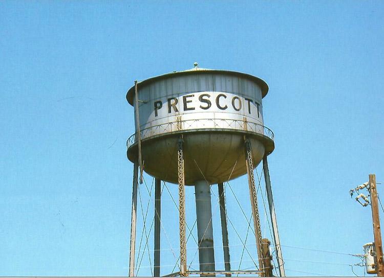 Prescott Water Tower