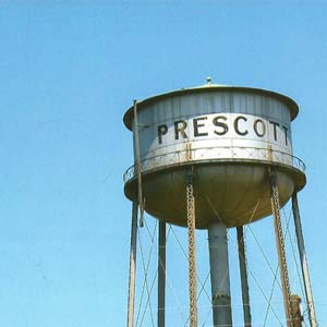 Prescott Water Tower