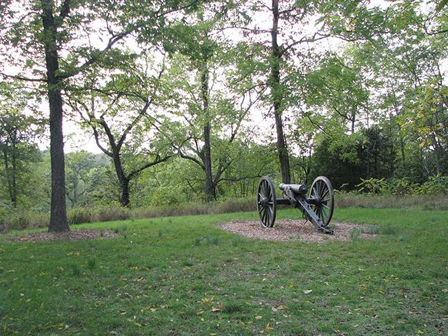 Pulaski Battery Site