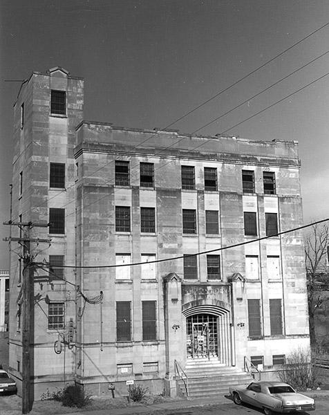Pulaski County Jail