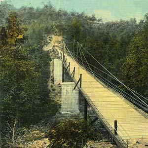 Pulaski Heights Bridge
