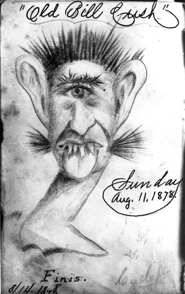 Quesenbury Caricature