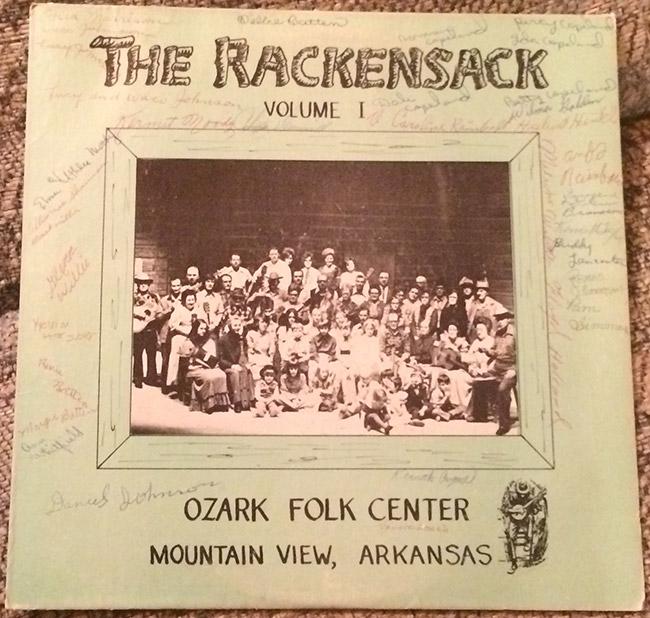 Rackensack Album