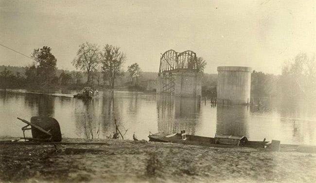 Ramsey's Ferry