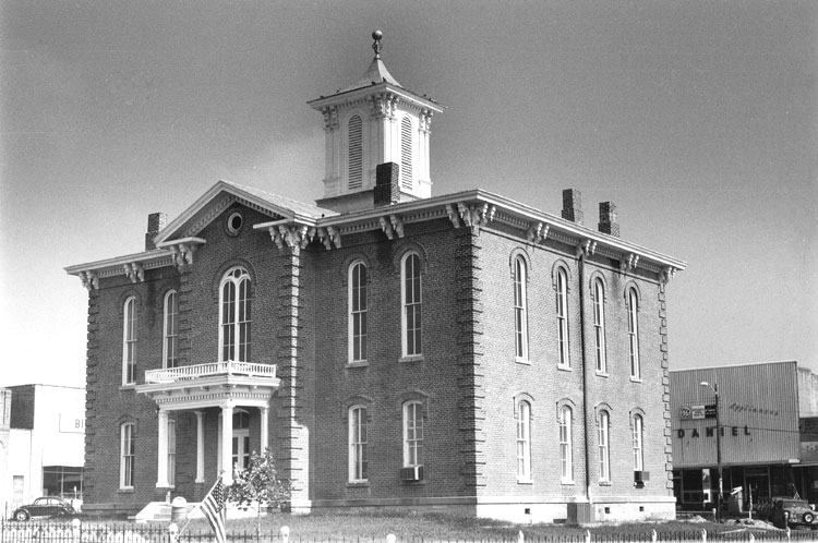 Old Randolph County Courthouse