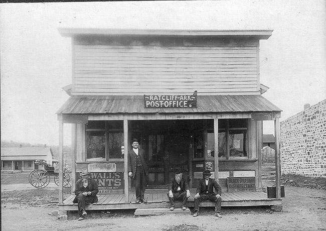 Ratcliff Post Office