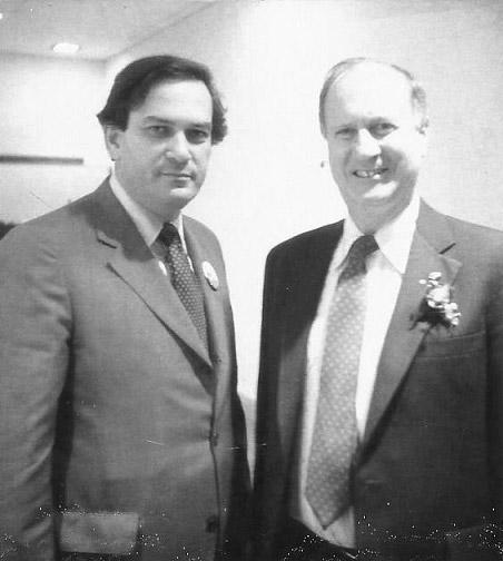 Bill McCuen and Ray Thornton