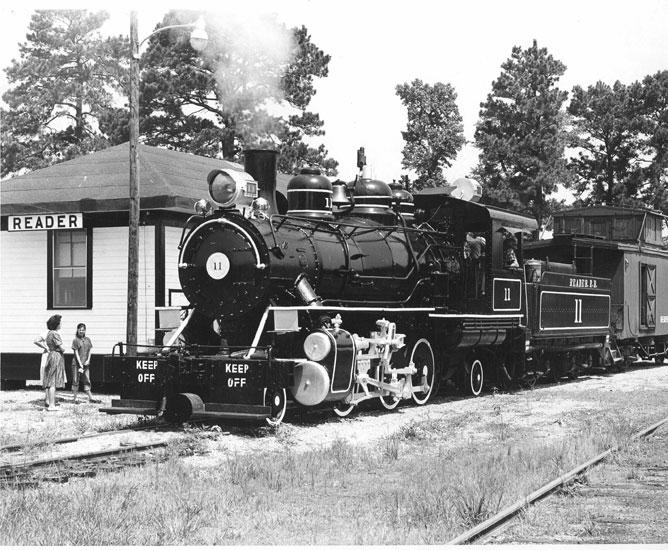 Reader Railroad