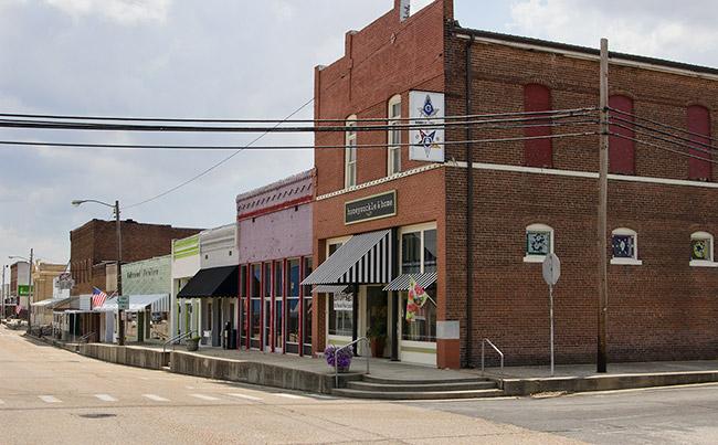 Main Street: Rector