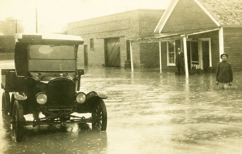 Fulton: 1927 Flood