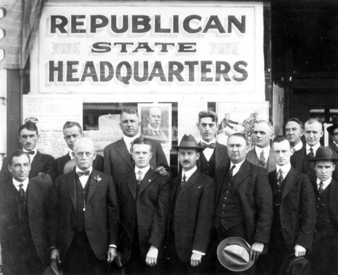 Republican Party Leaders