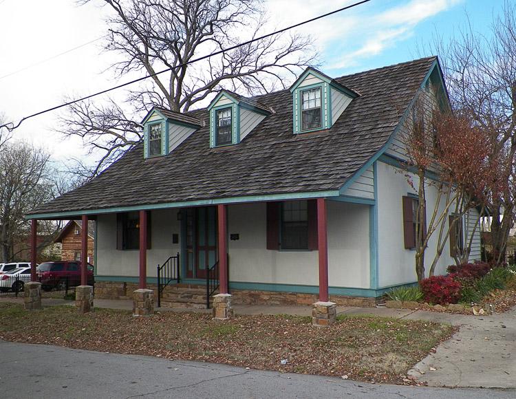 Casper Reutzel House