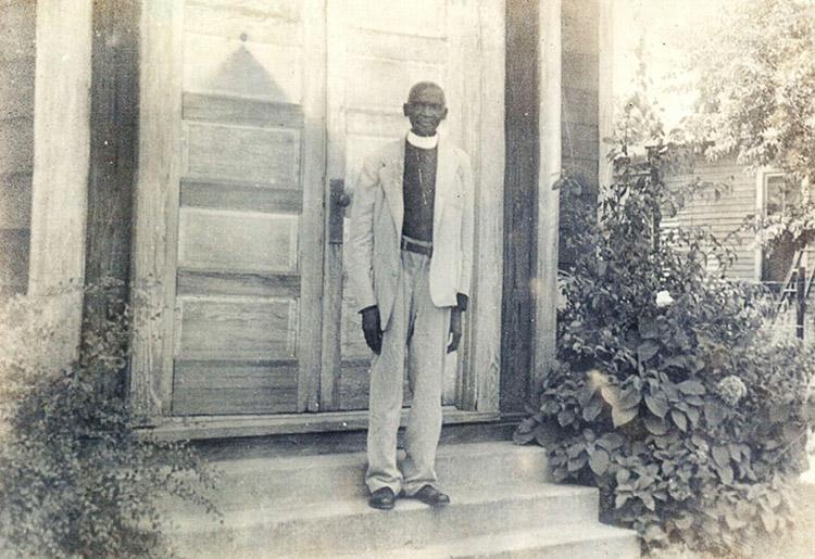 Rev. J. H. King