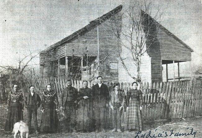 Rice-Upshaw House