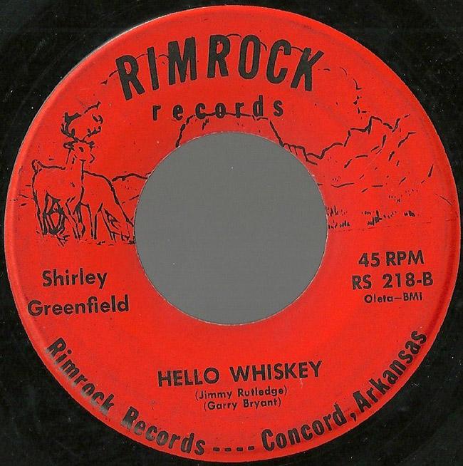 Rimrock Record