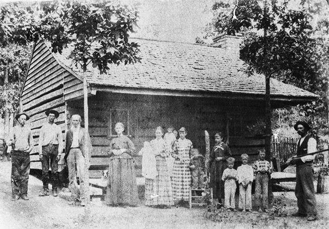 Robert Younger Family