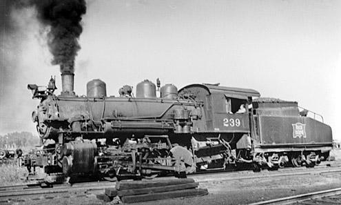 Rock Island Locomotive