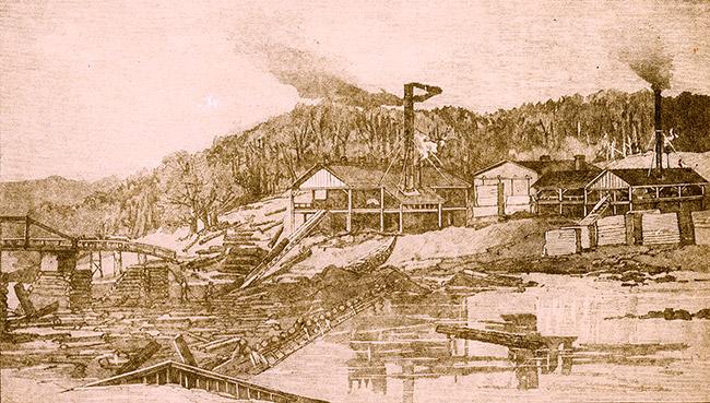Rockport Sawmill