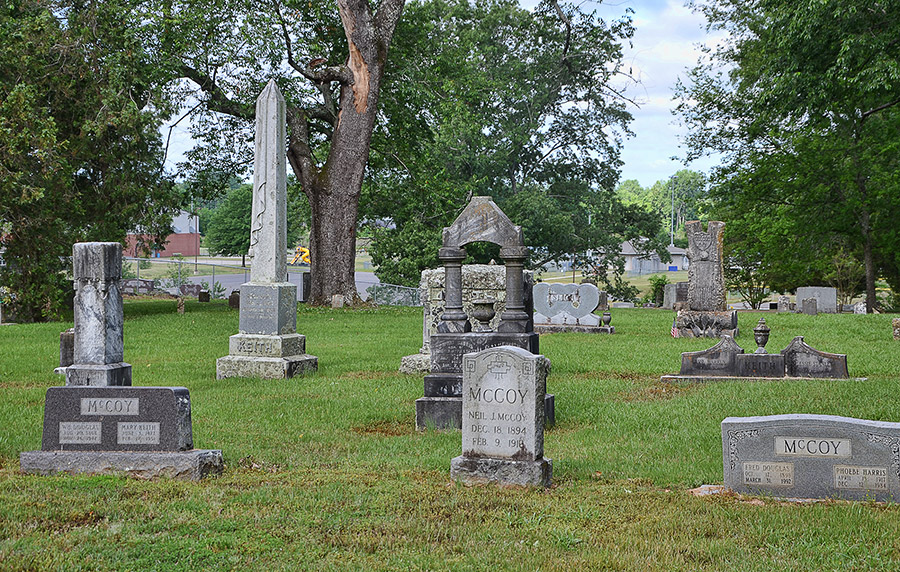 Rockport Cemetery Monuments