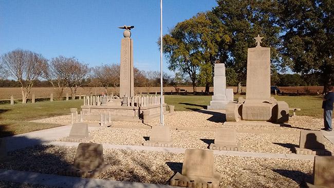 Rohwer Memorial