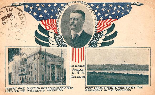 Roosevelt Visit