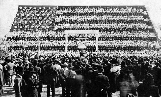 Roosevelt at State Fair