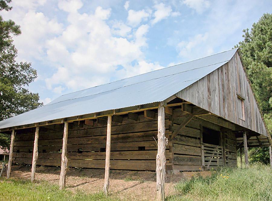 Rosedale Plantation Barn