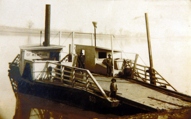 Roseville Ferry