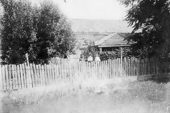 Original Rowland-Lenz House