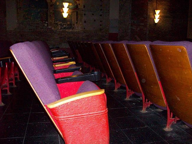 Royal Theatre Seats