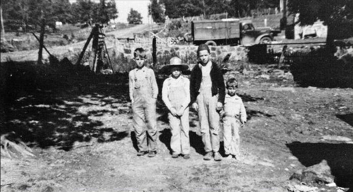 Ruddell Hill Children