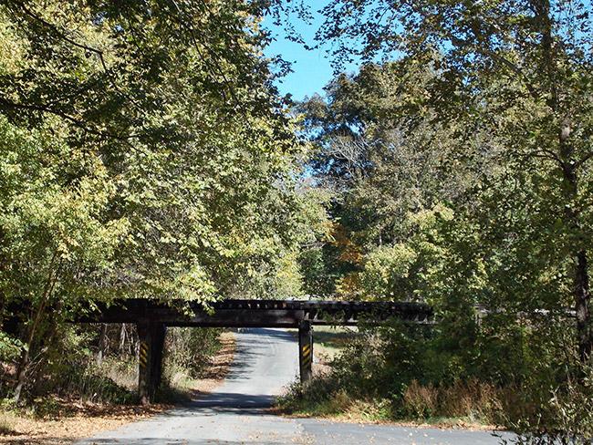 Ruddell Mill Bridge