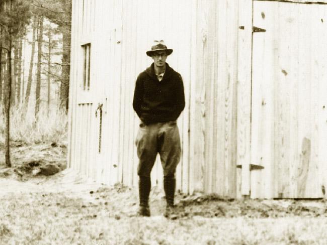 Russell Reynolds, Crossett Experimental Forest